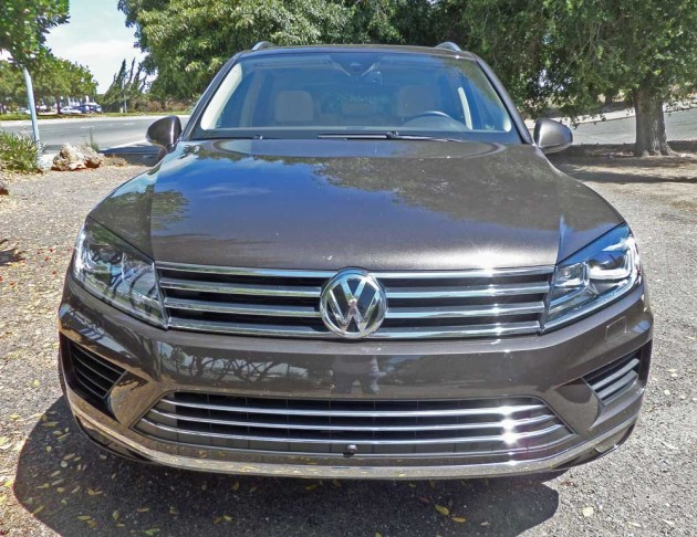 VW-Touareg-Nose