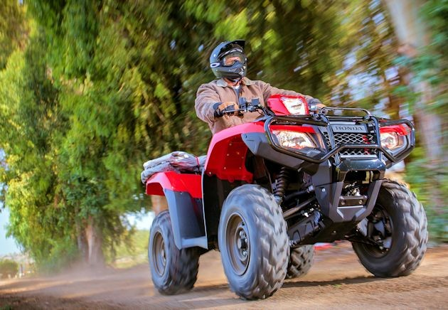 2015 Honda ATV