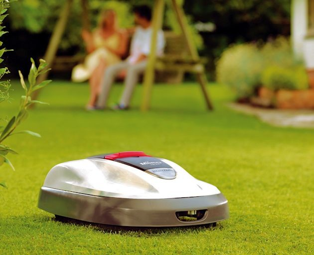 2015 Honda Miimo automated lawn mower