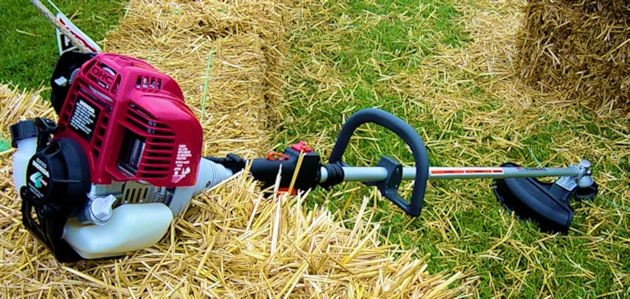 2015 Honda string trimmer