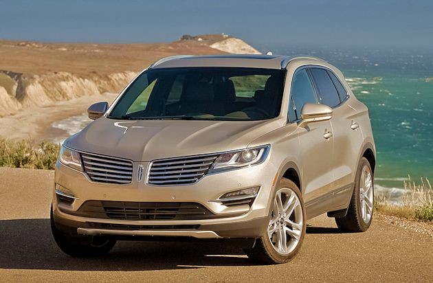 2015 Lincoln MKC front q