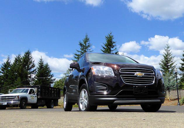 2015 Chevrolet Trax Test Drivenbsp