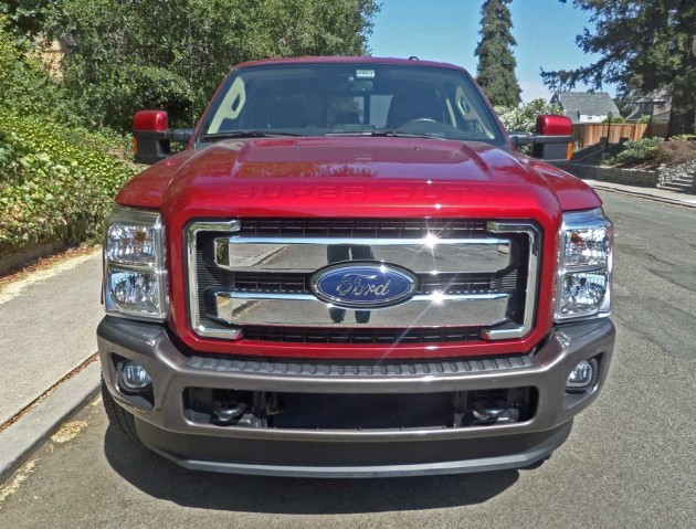 2015 Ford F-350 King Ranch Crew Cab 4×4 Test Drive | Our Auto Expert