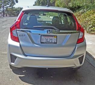 Honda-Fit-EX-L-Navi-Tail