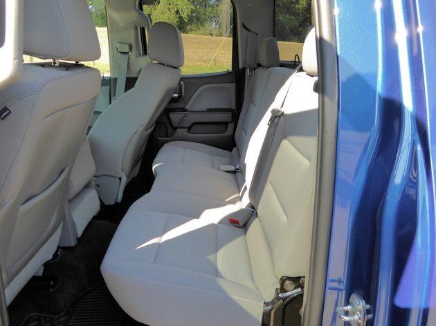 2015 Chevrolet Silverado doub