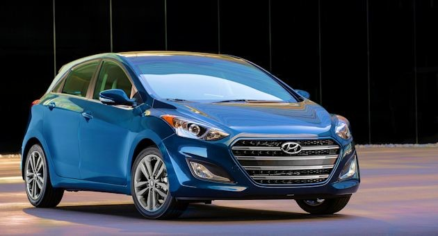 2016 Hyundai Elantra GTfront q