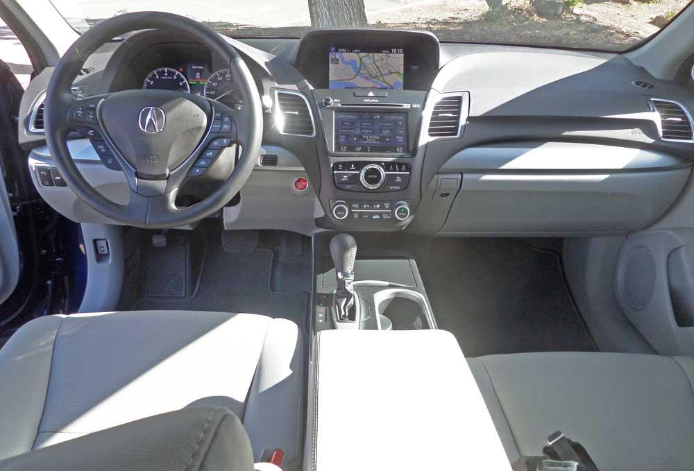 Acura Rdx Advance Dsh