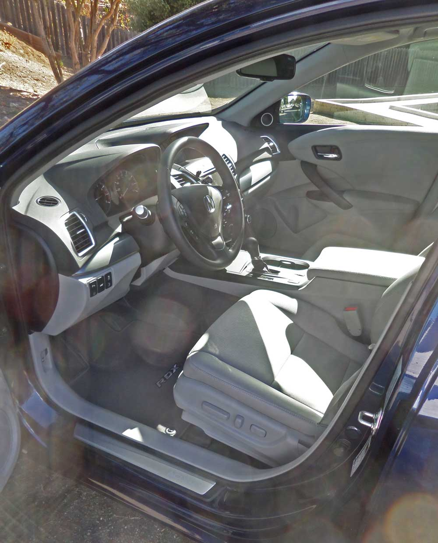 2016 Acura RDX Advance Test Drive