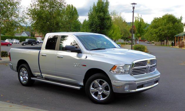 2015 Ram 1500 front q