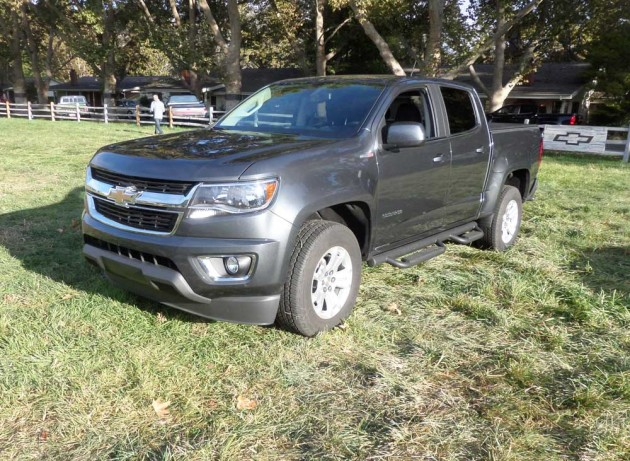the convenience package on a 2015 colorado chevy autos post. Black Bedroom Furniture Sets. Home Design Ideas