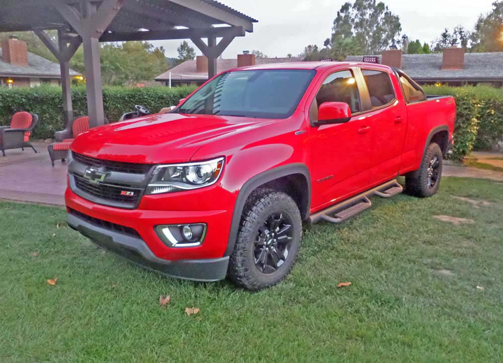 2016 Chevrolet Colorado Diesel Test Drive Our Auto Expert
