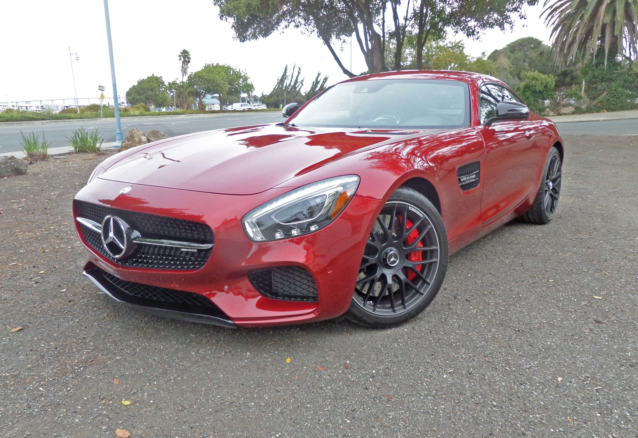 2016 mercedes benz amg gt s coupe test drive our auto expert. Black Bedroom Furniture Sets. Home Design Ideas