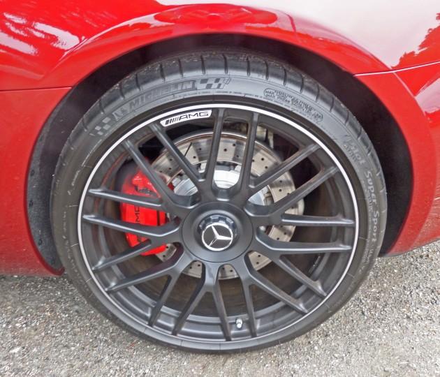 MBZ AMG GT S Whl
