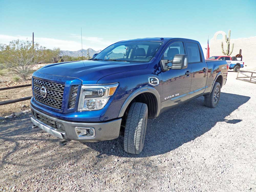 Unique 2016 Nissan Titan XD Diesel Pickup Test Drive  Our Auto