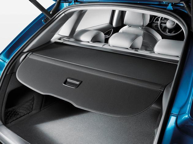 2016 Audi Q3 cargo
