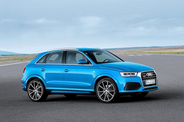 2016 Audi Q3 front q 2