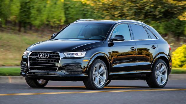 2016 Audi Q3 front q