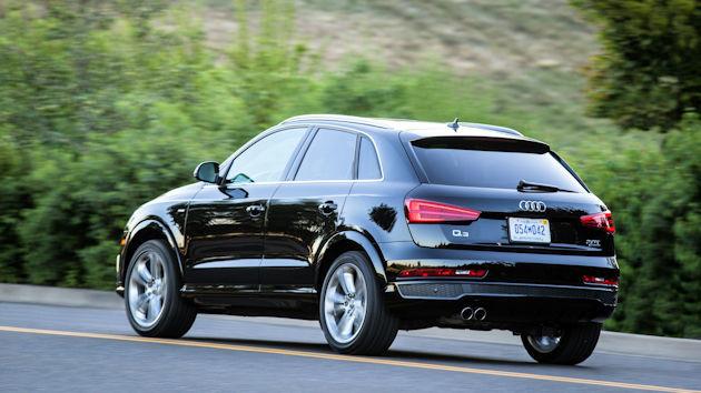 2016 Audi Q3 rear 2