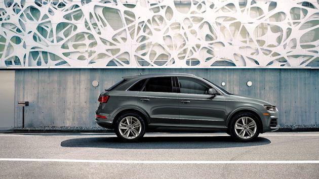 2016 Audi Q3 side