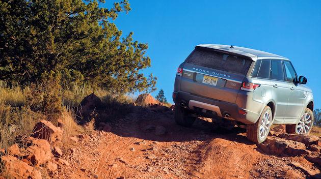 2016 Land Rover Range Rover Diesel Test Drive