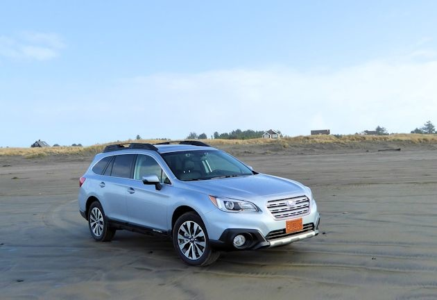 2016 Subaru Outback front 2