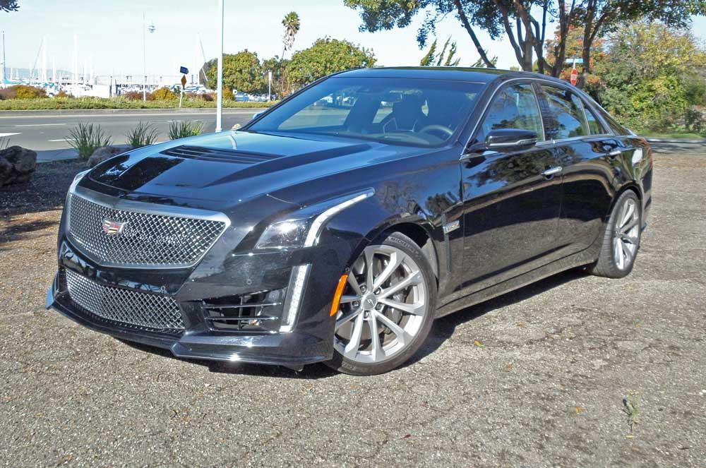 2016 Cadillac Cts V Sedan Test Drive Our Auto Expert