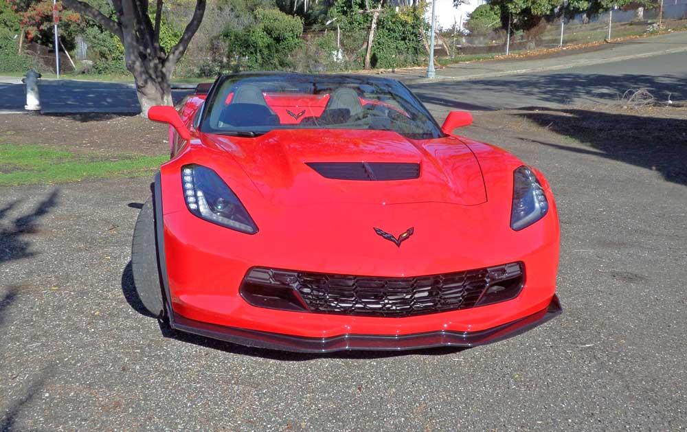 2016 chevrolet corvette zo6 convertible test drive our auto expert. Black Bedroom Furniture Sets. Home Design Ideas