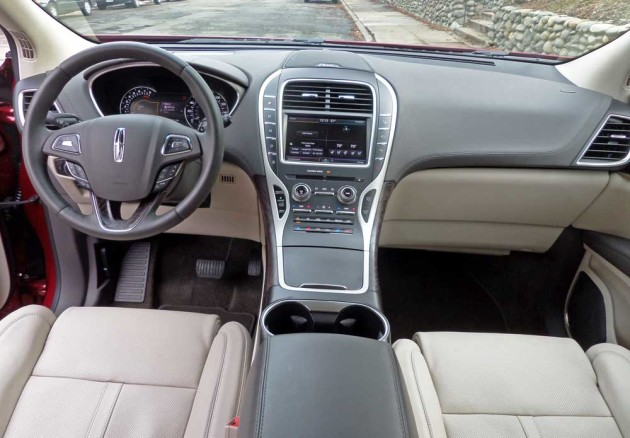 Lincoln-MKX-Dsh