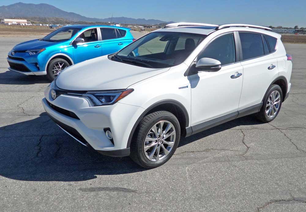 Toyota Rav4 Hybrid Lsf