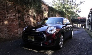 Clubman meaning: it is an Estate car and not a wagon