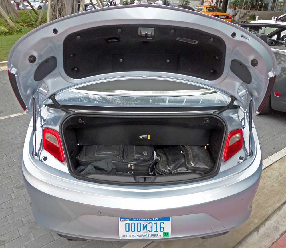 Buick Cascada Trnk