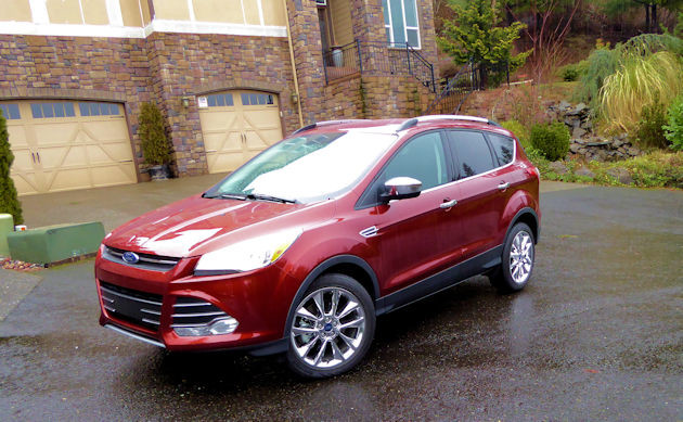 2016 Ford Escape front q