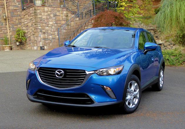 2016 Mazda CX-3 front q