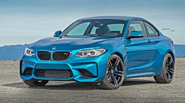 2016 BMW M2 Test Drive