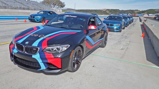 BMW-M2-Pace