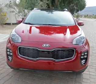 Kia-Sportage-SX-Nose