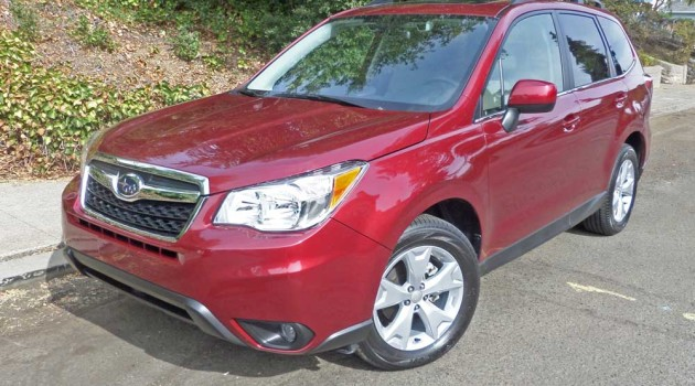 2016 Subaru Forester 2.5i Limited Test Drive