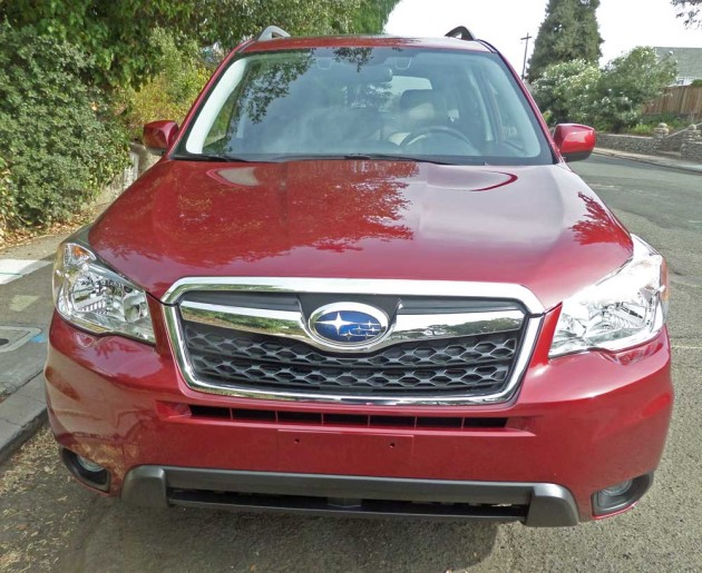 Subaru-Forester-Nose