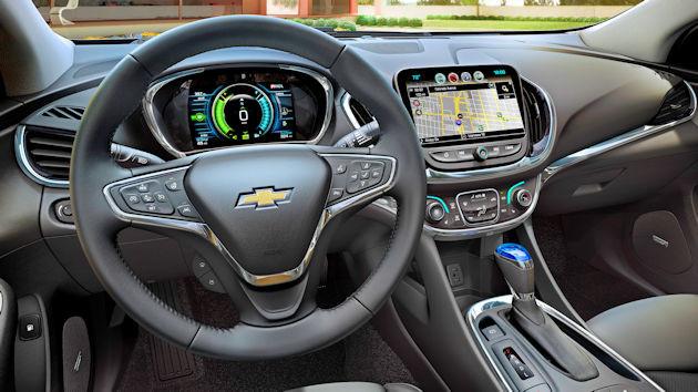 2016 Chevrolet Volt ip