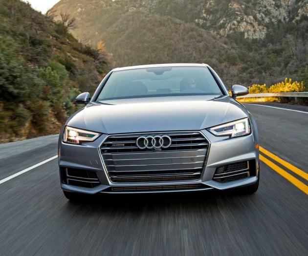 Audi-A4-Nose