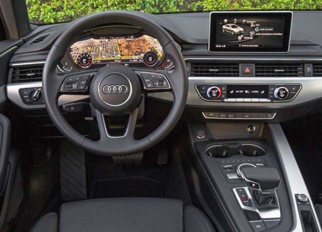 Audi-A4-TFT-VC