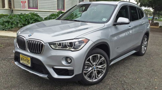 2016 BMW X1 xDrive 28i Test Drive