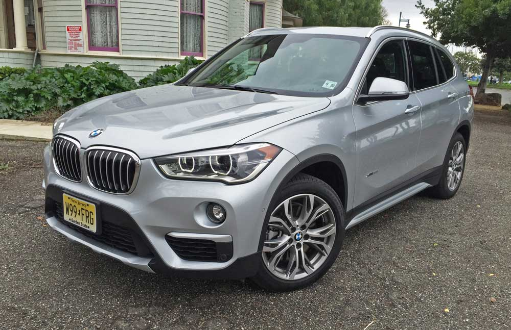 2016 bmw x1 xdrive 28i test drive our auto expert. Black Bedroom Furniture Sets. Home Design Ideas