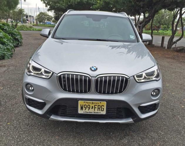 BMW-X1-28i-Nose