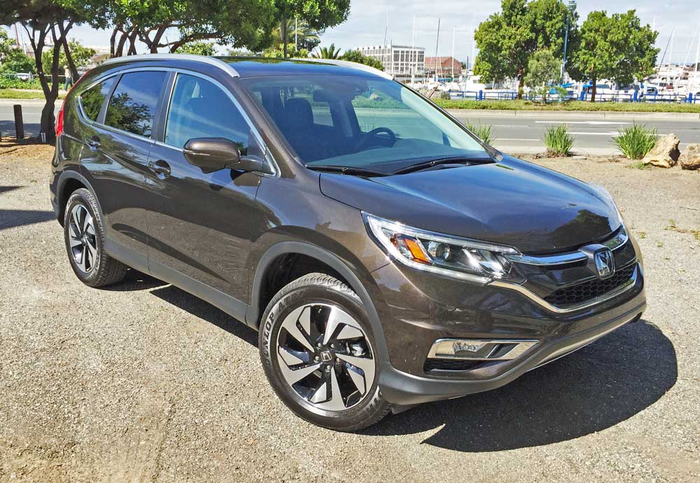 2016 honda cr v touring test drive our auto expert. Black Bedroom Furniture Sets. Home Design Ideas