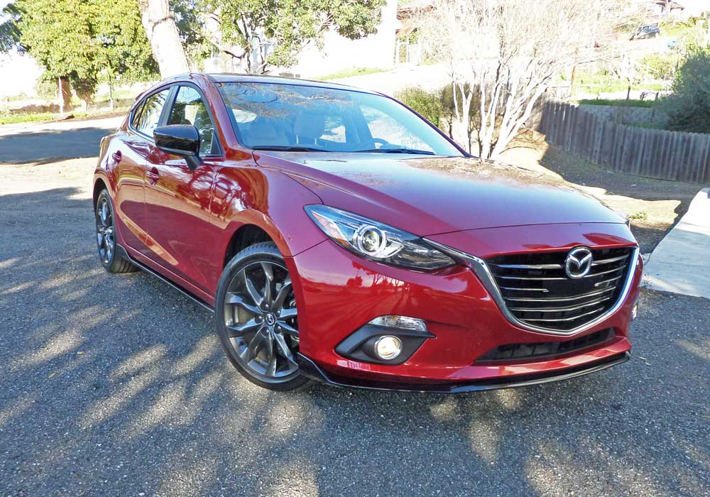 2016 mazda3 s grand touring test drive our auto expert. Black Bedroom Furniture Sets. Home Design Ideas