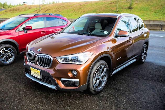 2016 BMW X1 28i