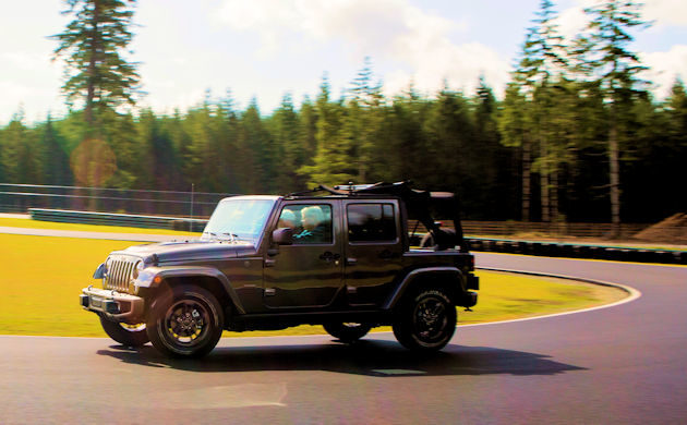2016 Jeep Wrangler Limited