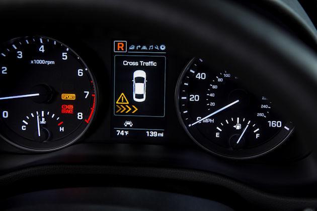 2017 Hyundai Elanta ip