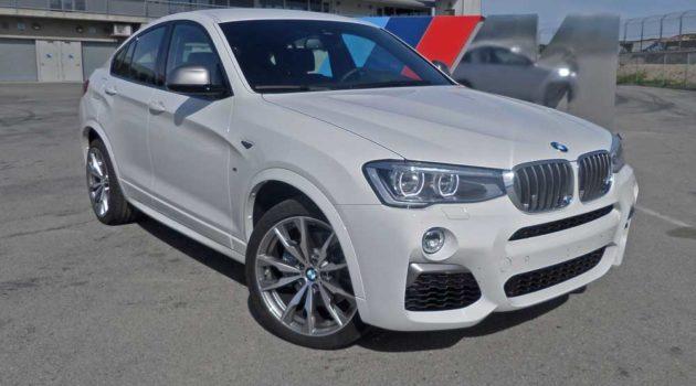 2016 BMW X4 M40i Test Drive
